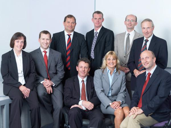 EOS Staff - circa 2009